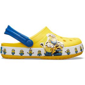 Crocs Fun Lab Minions Multi Clogs Kids yellow